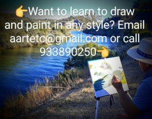 ART WITH ALICE TAVIRA RESIDENTS