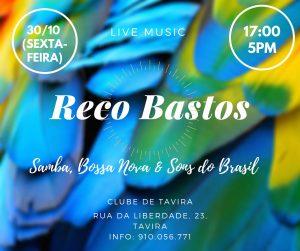 ENTUSIASTA CATERING & EVENTS SAMBA & BOSSA NOVA with RECO BASTOS_30_10